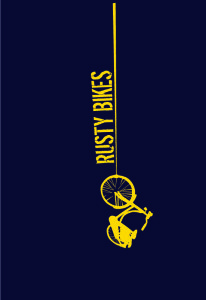 Rusty.Bikes.Graphic.NAVY
